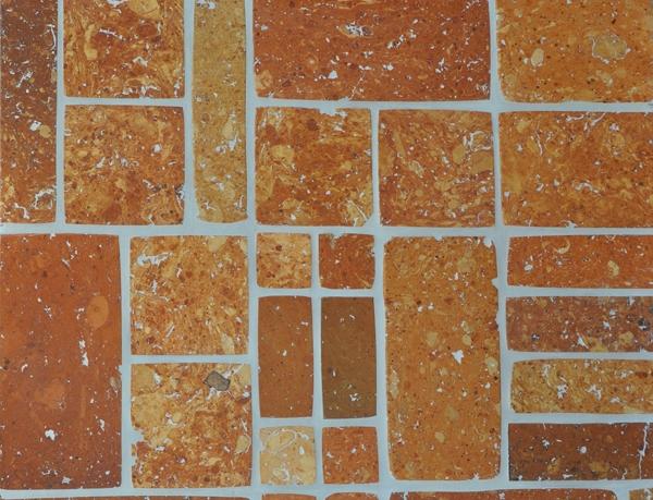 Talne obložne ploščice - opečni tlakovec